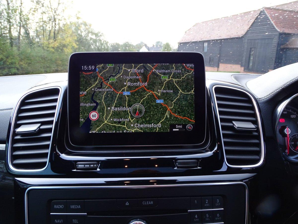 2018 Mercedes-Benz  GLS  GLS 350 D 4MATIC AMG LINE EU6 VAT Q 7 SE For Sale (picture 15 of 22)