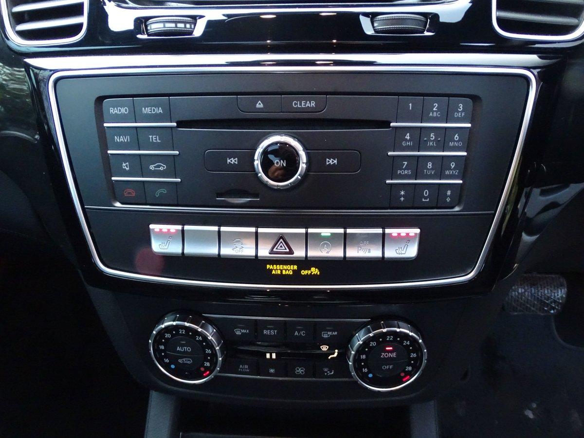 2018 Mercedes-Benz  GLS  GLS 350 D 4MATIC AMG LINE EU6 VAT Q 7 SE For Sale (picture 17 of 22)