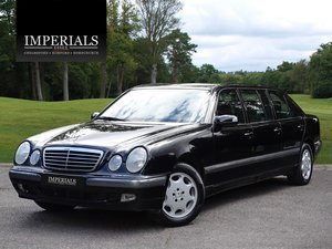 2002 Mercedes-Benz  E-CLASS  E280 LWB CHASSIS BINZ STRETCH LIMO 8 For Sale