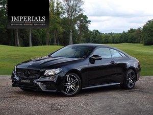 2018 Mercedes-Benz  E-CLASS  E 220 D AMG LINE PREMIUM COUPE 9 SPE For Sale