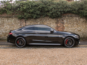 2017 Mercedes-Benz    C63 S Premium AMG Coupe  For Sale