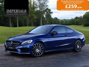 2017 Mercedes-Benz  C43 AMG  4MATIC COUPE VAT Q 9 SPEED AUTO  31, For Sale