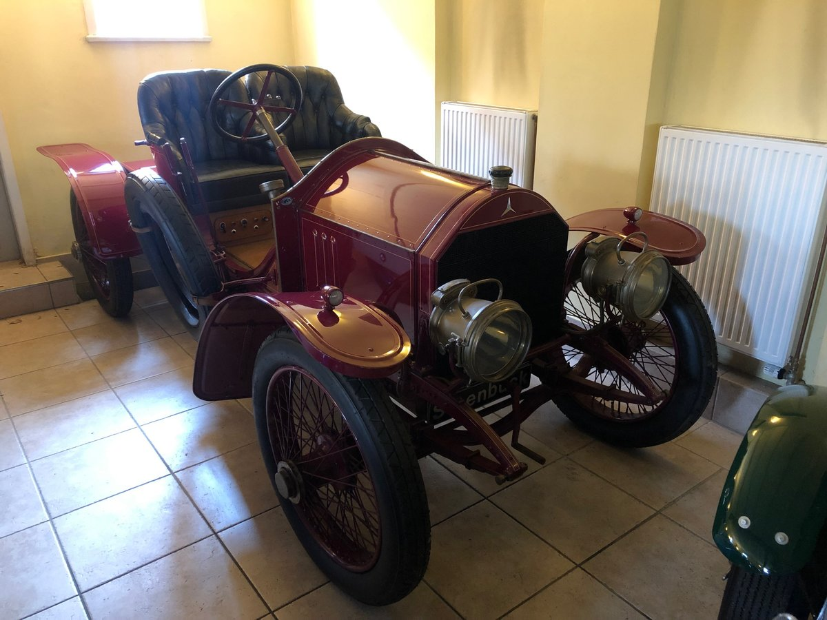 1909 Mercedes 15/20 (DMG) - a brass era speedster For Sale (picture 1 of 6)