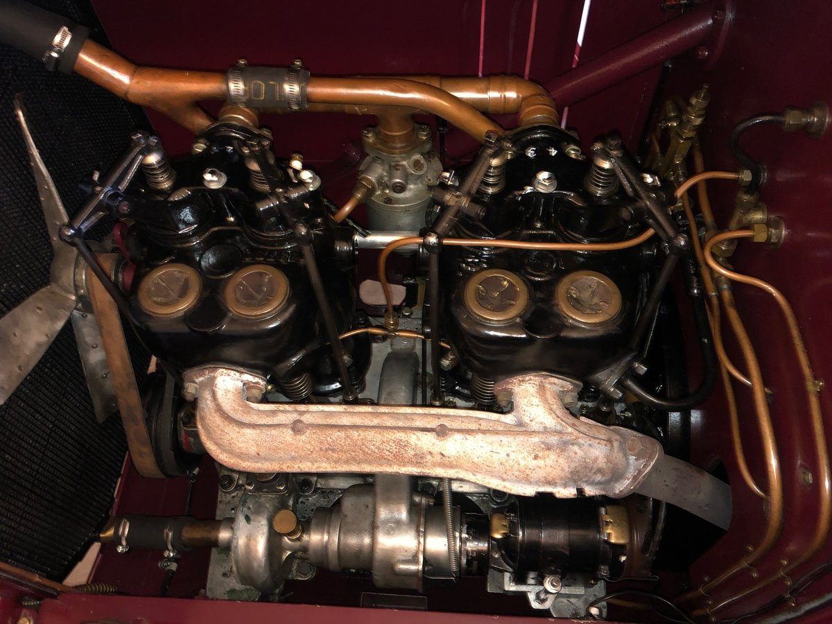 1909 Mercedes 15/20 (DMG) - a brass era speedster For Sale (picture 5 of 6)
