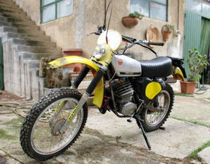 ANCILLOTTI SCARAB SACHS 125 (1977) For Sale
