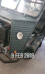 1960 Classic Vehicle Restoration and Service