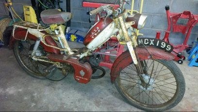 1920 Classic Motorcycle Restoration and Maintenance  (picture 2 of 5)