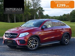 2017 Mercedes-Benz  GLE 43 AMG  4MATIC PREMIUM 9 SPEED AUTO  43,9 For Sale