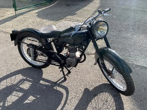 Circa 1950 Motobecane For Sale by Auction