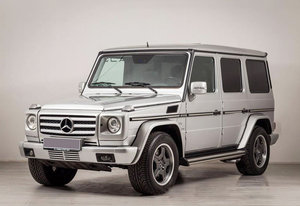 2004 Mercedes-Benz AMG G55 17 Jan 2020 For Sale by Auction