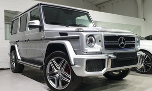 2001 Mercedes G500 17 Jan 2020 For Sale by Auction