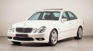 2003 Mercedes-Benz E55 AMG Saloon 17 Jan 2020