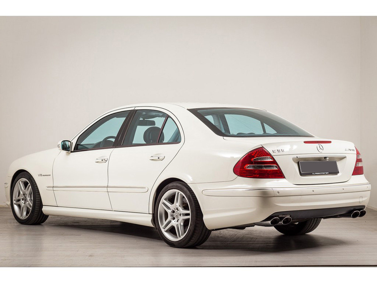 2003 Mercedes-Benz E55 AMG Saloon 17 Jan 2020 For Sale by Auction (picture 3 of 5)