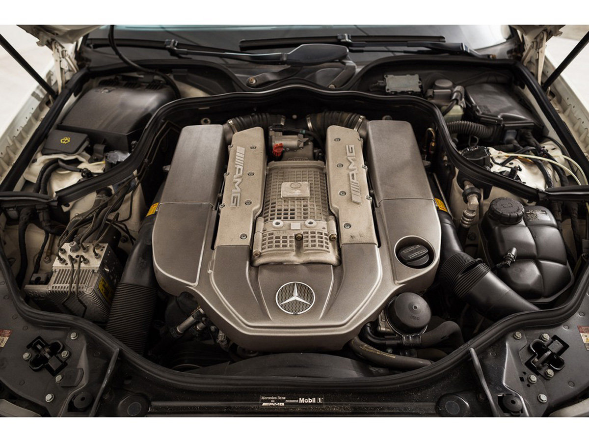 2003 Mercedes-Benz E55 AMG Saloon 17 Jan 2020 For Sale by Auction (picture 5 of 5)