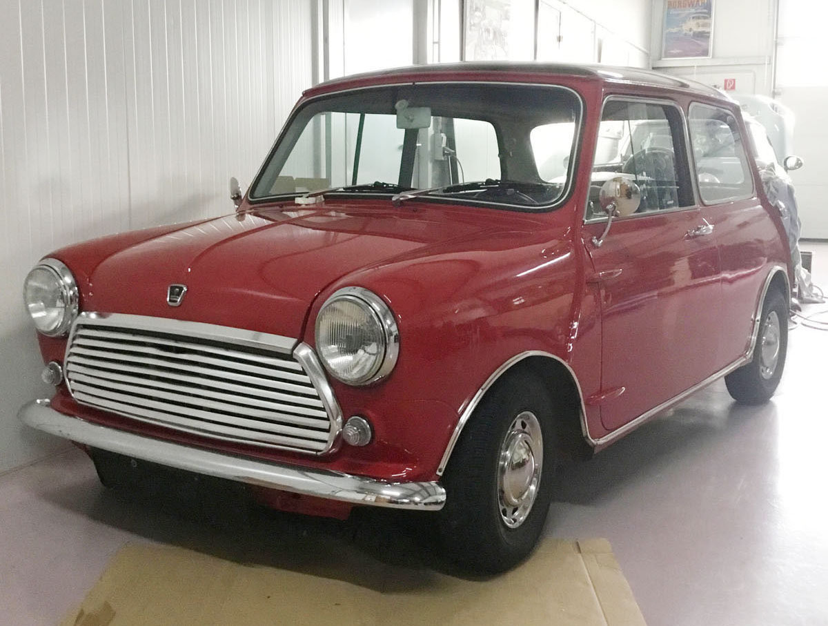 Mini Cooper Mark II 17 Jan 2020 For Sale by Auction (picture 1 of 5)