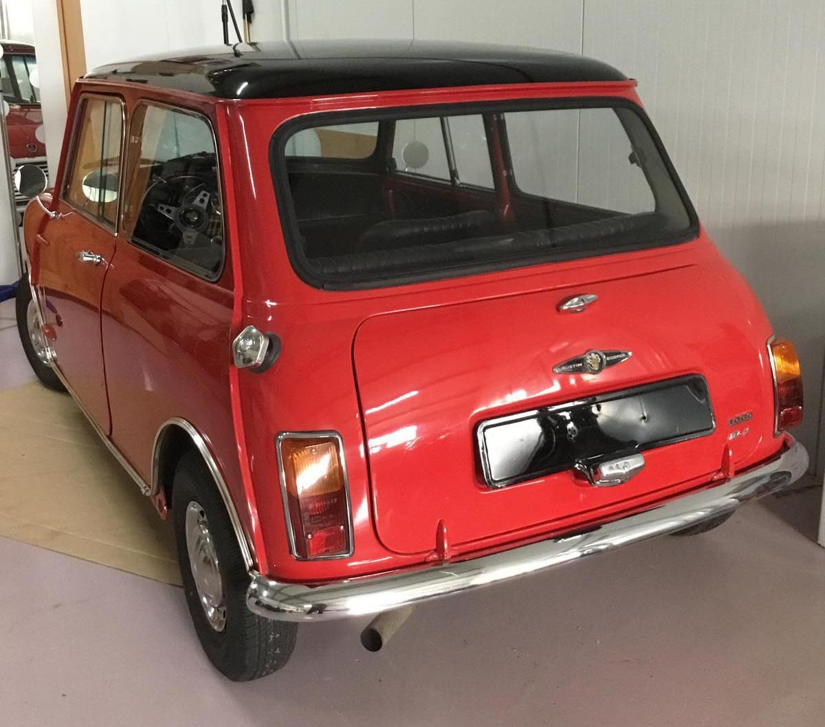 Mini Cooper Mark II 17 Jan 2020 For Sale by Auction (picture 2 of 5)