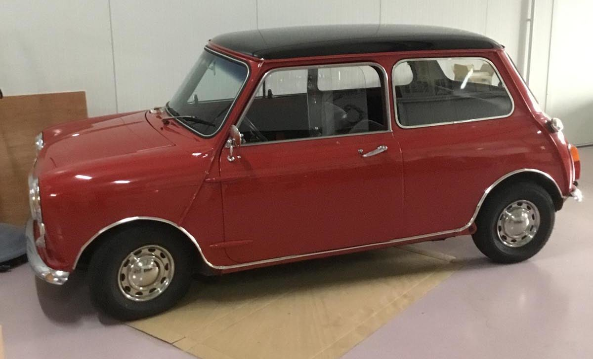 Mini Cooper Mark II 17 Jan 2020 For Sale by Auction (picture 3 of 5)