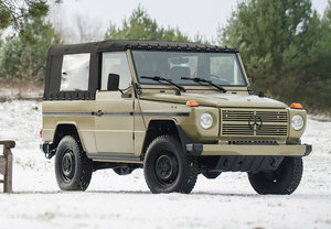 1990 Mercedes-Benz G-Wagen 250 GD Wolf 17 Jan 2020 For Sale by Auction