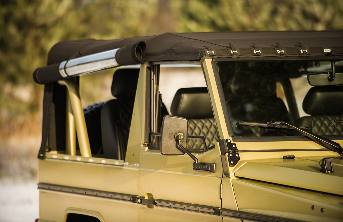 1990 Mercedes-Benz G-Wagen 250 GD Wolf 17 Jan 2020 For Sale by Auction (picture 4 of 6)