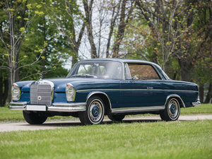 1965 Mercedes-Benz 300SE Coupe 17 Jan 2020 For Sale by Auction