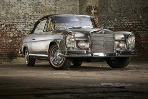 1966 Mercedes-Benz 220SE Cabriolet 17 Jan 2020 For Sale by Auction