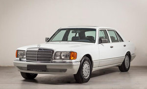 Mercedes-Benz 560 SEL 17 Jan 2020