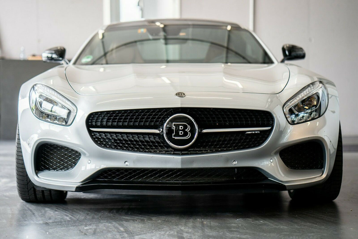 2015 Mercedes-Benz AMG Brabus 600 GTS 17 Jan 2020 For Sale
