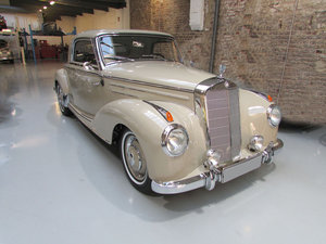 Mercedes-Benz 220 Coup 17 Jan 2020