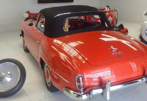 1959 Mercedes-Benz 190SL 17 Jan 2020 For Sale by Auction