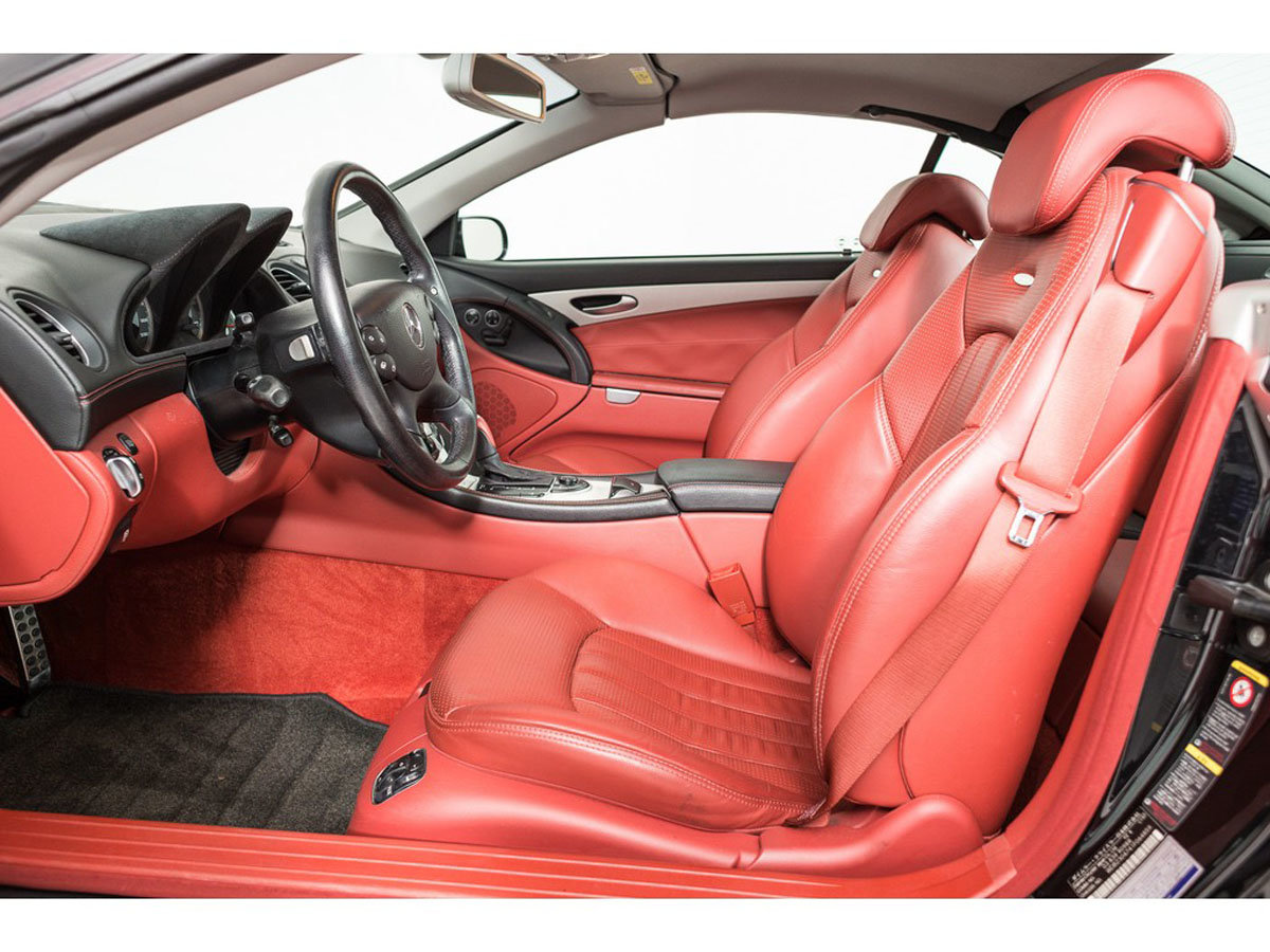 2004 Mercedes-Benz SL55 AMG 17 Jan 2020 For Sale by Auction (picture 2 of 6)