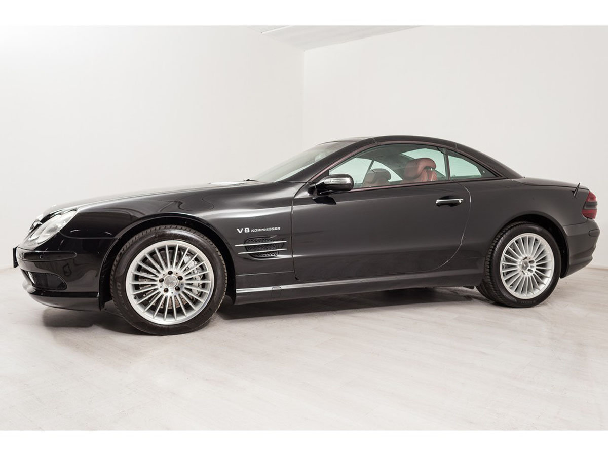 2004 Mercedes-Benz SL55 AMG 17 Jan 2020 For Sale by Auction (picture 6 of 6)