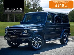 Mercedes-Benz  G-CLASS  G350 BLUETEC 7 SPEED AUTO ULEZ COMPL
