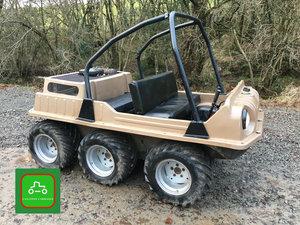 1998 MAX IV 6X6 AMPHIBIOUS ATV ROAD REG LAND WATER 4 SEATS SOLD