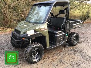 2016 Polaris Ranger 1000 diesel UTV see video no VAT can deliver SOLD