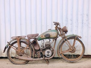 1953 Alcyon Model No.25 Standard 125cc For Sale