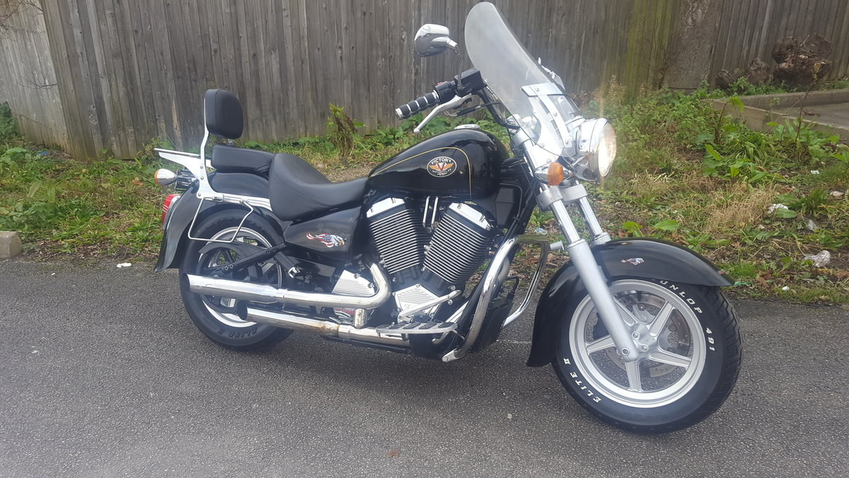2001 Victory V92 American custom For Sale (picture 2 of 5)