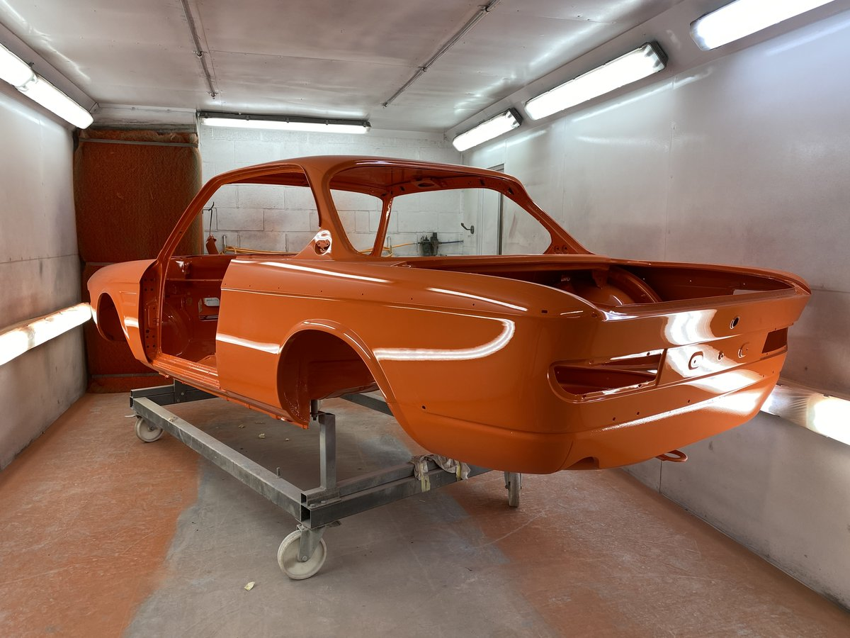 Paint Barn - Experts in Classic Car Painting  (picture 6 of 6)