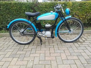 Picture of Motobecane B1V2 100cc - 1932 - stunning SOLD