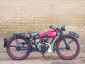 1938 Carlton 122cc SOLD