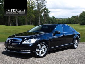 2012 Mercedes-Benz  S-CLASS  S350 BLUEEFFICIENCY L LONG BASE PETR For Sale