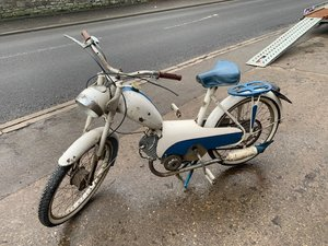 1953 Alcyon Moped SOLD by Auction