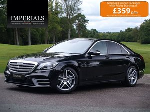 2019 Mercedes-Benz  S-CLASS  S 350 D AMG LINE PREMIUM SALOON VAT  For Sale