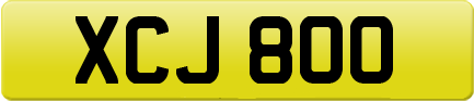 2000 PRIVATE REG XCJ 800 For Sale