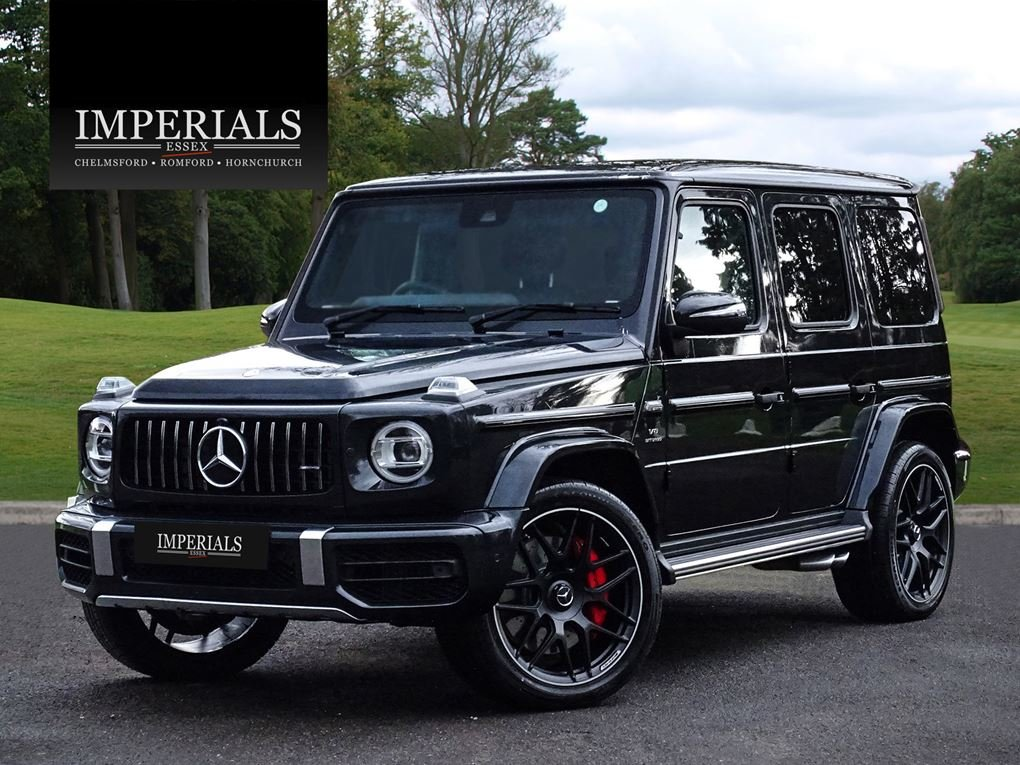 Mercedes-Benz  G63 AMG  4.0 V8 4MATIC NEW 2019 MODEL EU6 9 S For Sale (picture 1 of 24)