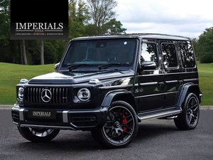 Mercedes-Benz  G63 AMG  4.0 V8 4MATIC NEW 2019 MODEL EU6 9 S