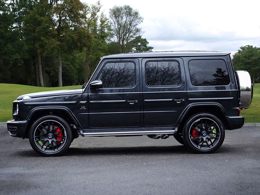 Mercedes-Benz  G63 AMG  4.0 V8 4MATIC NEW 2019 MODEL EU6 9 S For Sale (picture 2 of 24)