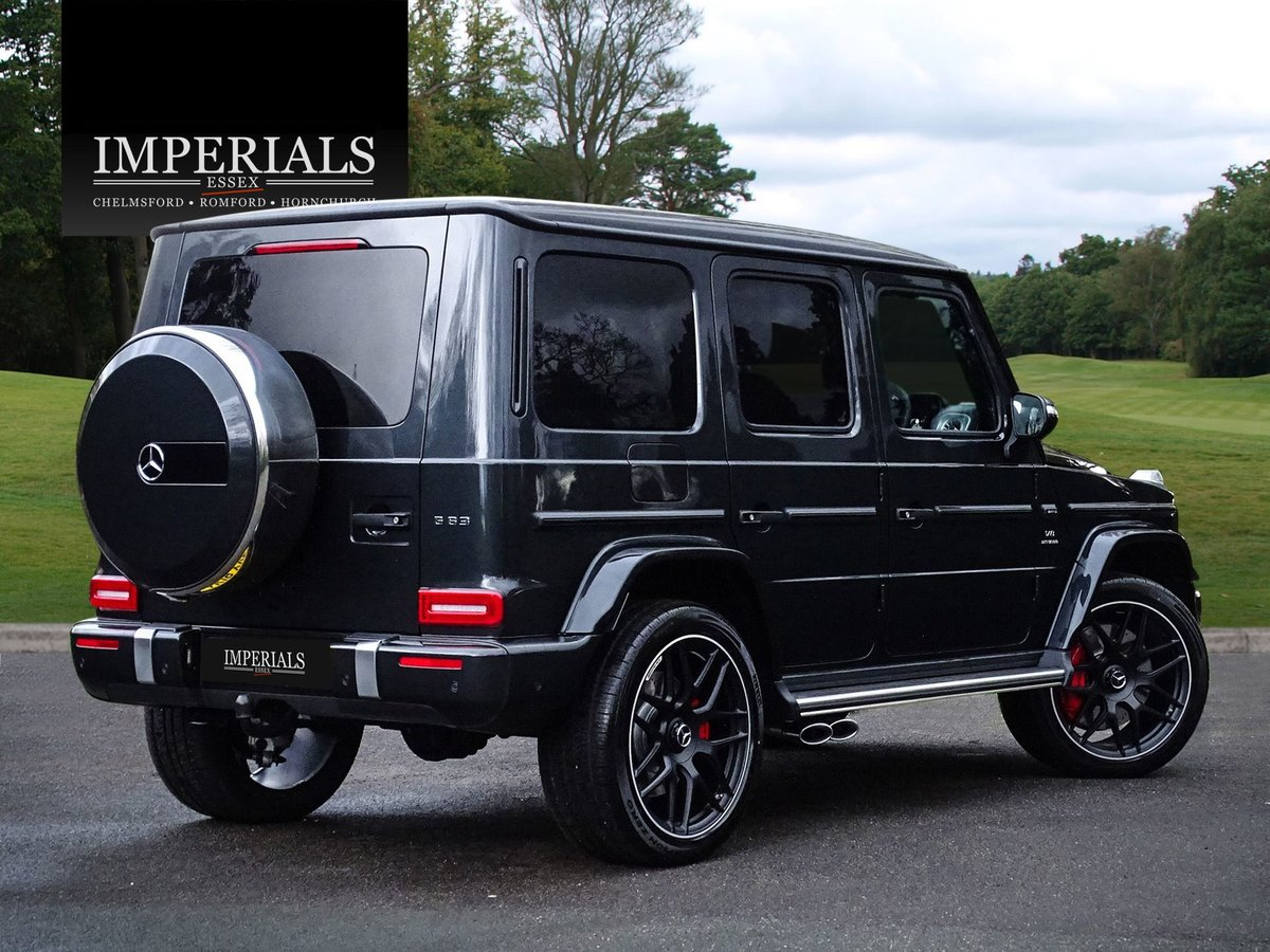 Mercedes-Benz  G63 AMG  4.0 V8 4MATIC NEW 2019 MODEL EU6 9 S For Sale (picture 4 of 24)