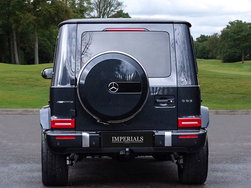 Mercedes-Benz  G63 AMG  4.0 V8 4MATIC NEW 2019 MODEL EU6 9 S For Sale (picture 11 of 24)