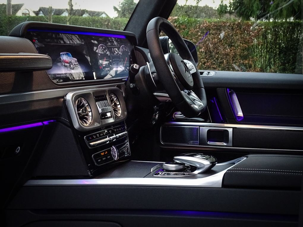 Mercedes-Benz  G63 AMG  4.0 V8 4MATIC NEW 2019 MODEL EU6 9 S For Sale (picture 15 of 24)