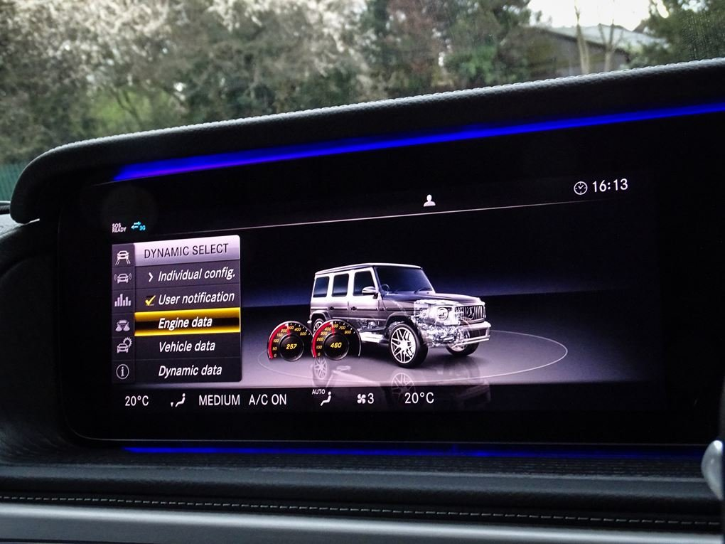 Mercedes-Benz  G63 AMG  4.0 V8 4MATIC NEW 2019 MODEL EU6 9 S For Sale (picture 24 of 24)